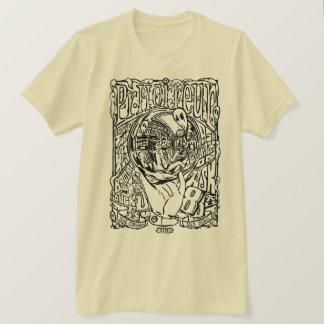 T-shirt poster professeur horreur