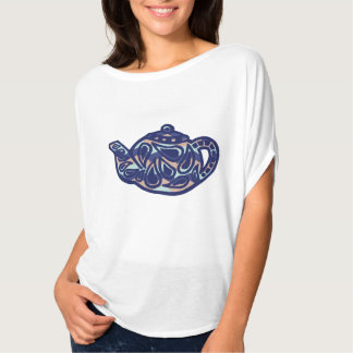 T-shirt Pot de thé