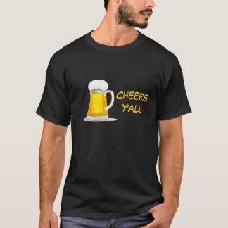 T-shirt potable de bière