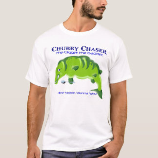 T-shirt potelé de chasseur de Muskie