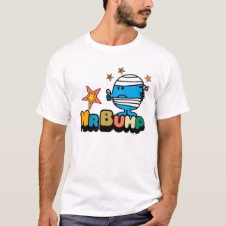 T-shirt Pouce et étoiles bandés par   de M. Bump
