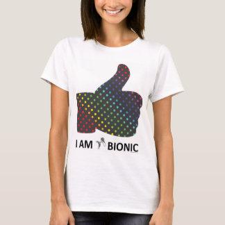 T-shirt pouce points
