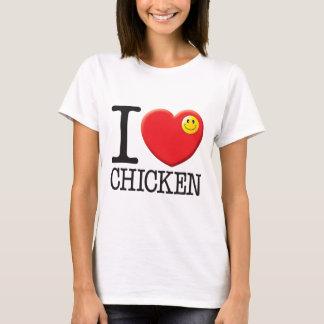 T-shirt Poulet