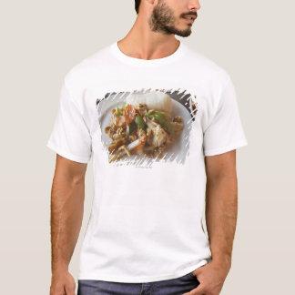 T-shirt Poulet avec des anarcadiers