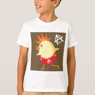 T-shirt Poulet de punk rock