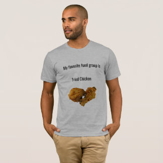 T-shirt Poulet frit