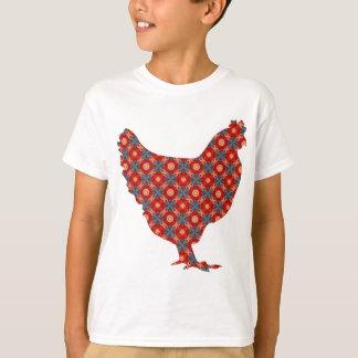 T-shirt Poulet moderne génial