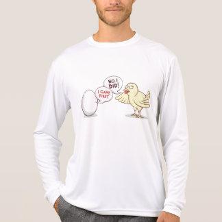 T-shirt Poulet ou l'oeuf ?