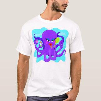 T-shirt Poulpe