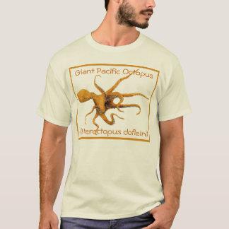 T-shirt Poulpe Pacifique géant