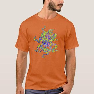 T-shirt Poulpe Trippy
