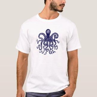 T-shirt Poulpe victorien - amour de Kraken Cthulu - de