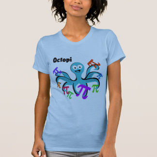 T-shirt Poulpes