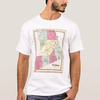 T-shirt Poundridge, ville