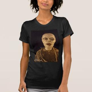 T-shirt Poupée de zombi