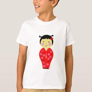 T-shirt Poupée japonaise