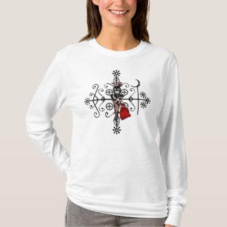 T-shirt Poupée Veve de vaudou de Legba de papa