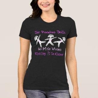 T-shirt Poupées T de vaudou