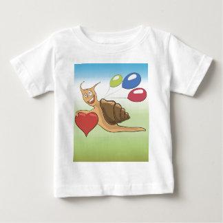 T-shirt Pour Bébé 18snail