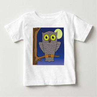 T-shirt Pour Bébé 25owl