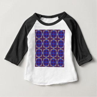 T-shirt Pour Bébé #3 psychédélique