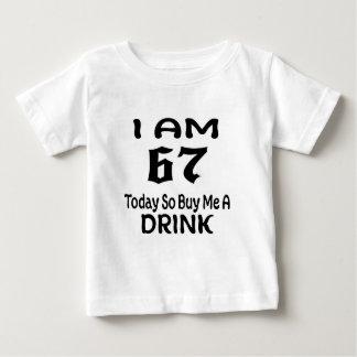 T-shirt Pour Bébé 67 achetez-aujourd'hui ainsi moi une boisson