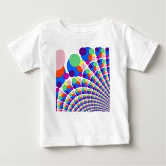 T-shirt Pour Bébé #6 psychédélique