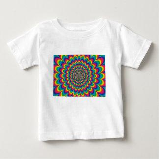 T-shirt Pour Bébé #7 psychédélique