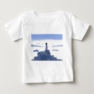 T-shirt Pour Bébé A l'école des ogres