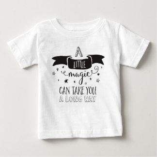 T-shirt Pour Bébé a Little Magic can take you a poumon way