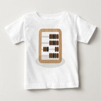 T-shirt Pour Bébé Abaque