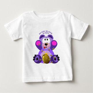 T-shirt Pour Bébé Abeille aimée par abeille aimable d'abeille d'ours