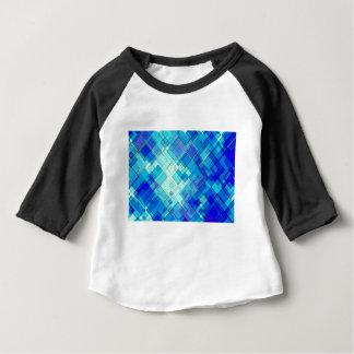 T-shirt Pour Bébé Abrégé sur bleu