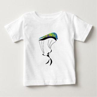T-shirt Pour Bébé Aérodynamique