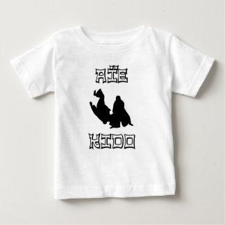 T-shirt Pour Bébé AÏE KIDO - Jeux de Mots - Francois Ville