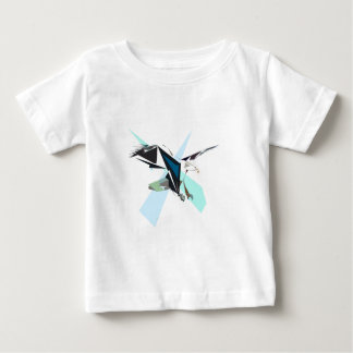 T-shirt Pour Bébé aigle
