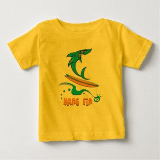 T-shirt Pour Bébé Aileron de coup