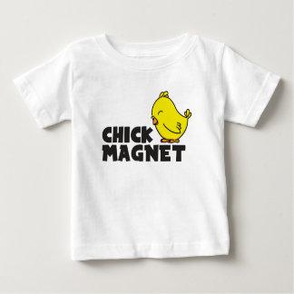 T-shirt Pour Bébé Aimant de poussin