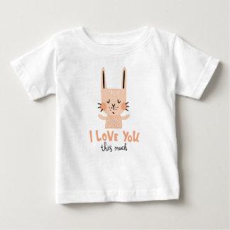 T-shirt Pour Bébé Aimez-vous ces beaucoup