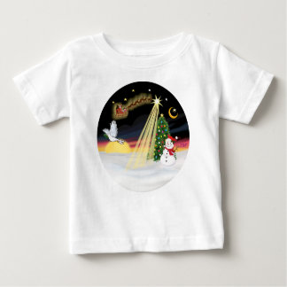 """T-shirt Pour Bébé Ajoutez votre propre animal familier au """"vol de"""