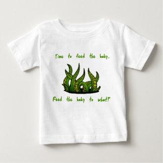 T-shirt Pour Bébé Alimentez le bébé