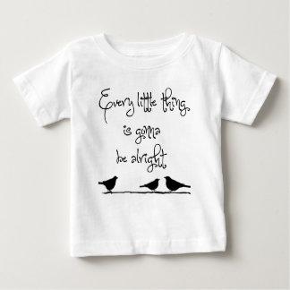 T-shirt Pour Bébé Aller être bien