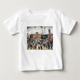 T-shirt Pour Bébé aller lowry à la stylique
