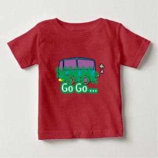 T-shirt Pour Bébé allez vont