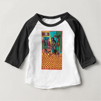 T-shirt Pour Bébé Amis