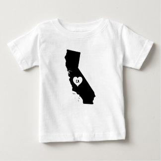 T-shirt Pour Bébé Amour de la Californie