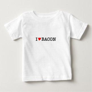 T-shirt Pour Bébé Amour du lard I