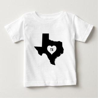T-shirt Pour Bébé Amour du Texas