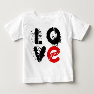 T-shirt Pour Bébé Amour Edmonton