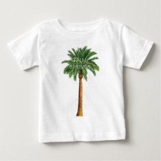T-shirt Pour Bébé Amusement d'été de vacances de Palm Springs de